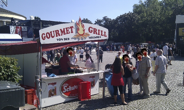 Gourmet-Grill